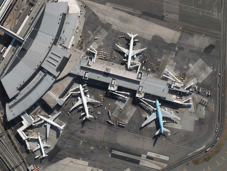 JFK International Airport Update Mapping & Obstruction Study